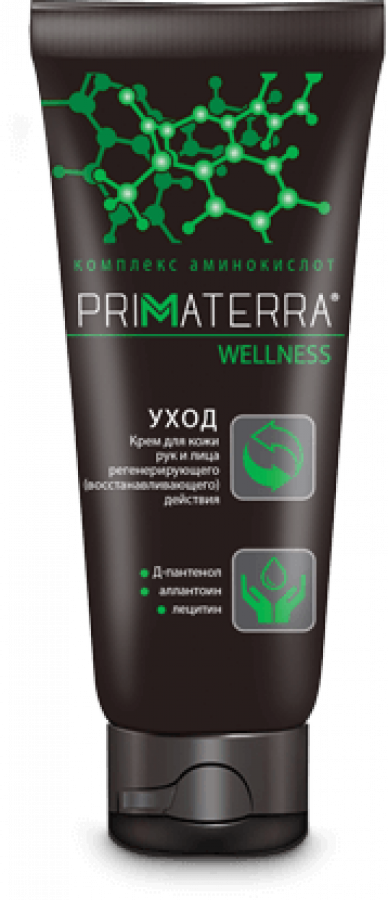 Крем регенерирующий восстанавливающий PRIMATERRA WELLNESS